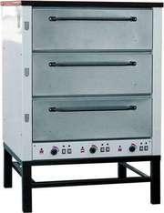 Ремонт печей пекарских,  жарочных шкафов.